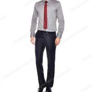 Mẫu đồng phục áo sơ mi nam công sở 2018.