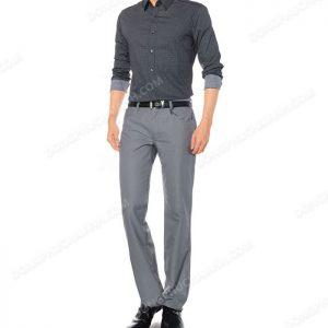 Mẫu đồng phục áo sơ mi nam công sở đẹp