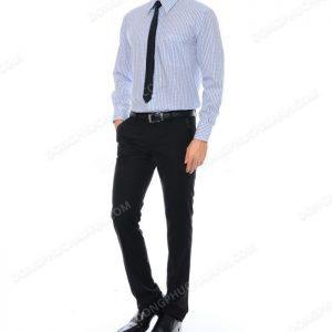 Mẫu đồng phục quản lý nhà hàng khách sạn dành cho nam.