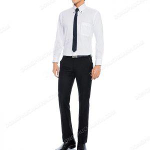 Bạn sẽ hoàn toàn tự tin trong bộ đồng phục quản lý nhà hàng của Hải Anh