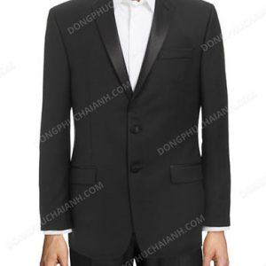 Từng đường nét trên mẫu đồng phục áo vest nam công sở này thể hiện sự năng động, cá tính đầy mạnh mẽ của các quý ông.