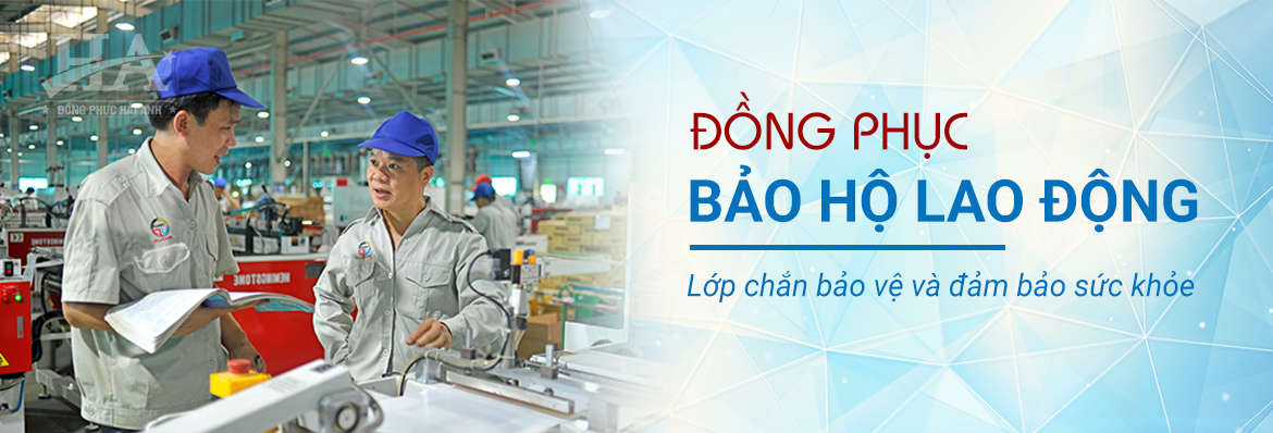 Mẫu đồng phục bảo hộ lao động