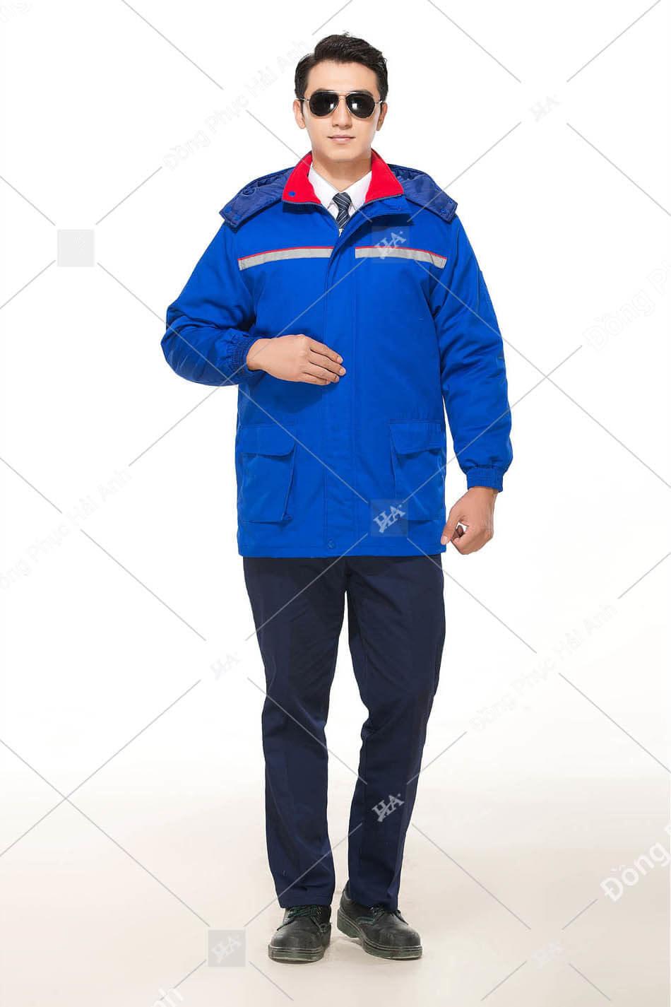 Đồng phục công nhân 11